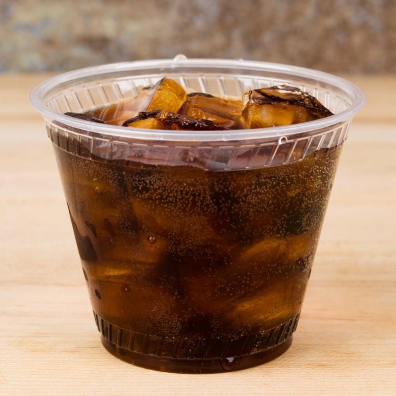 Одноразовые стаканы для холодных напитков