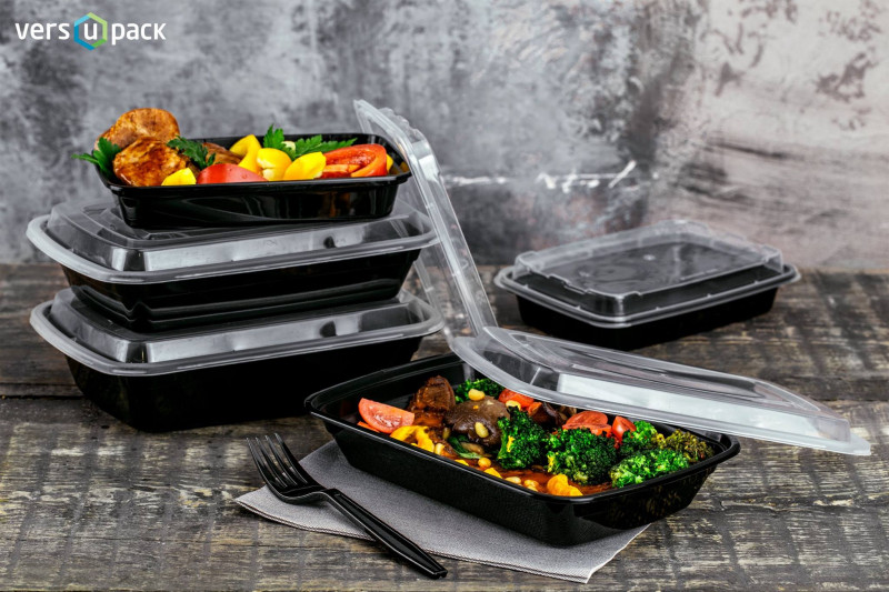 Disposable food service containers