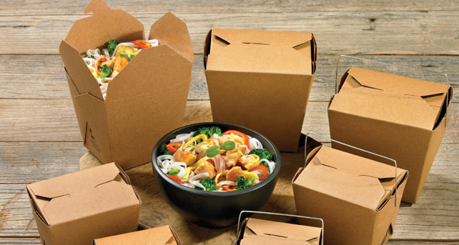 Sustainable food packaging: To-go containers - News ...