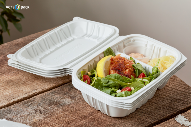Environmentally preferable food containers