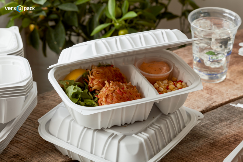 Compartment take out containers