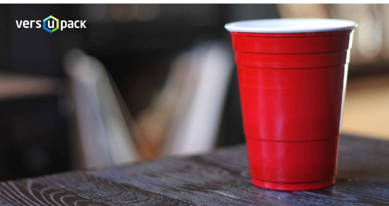 Famous Red Party Cups for Drinking Games