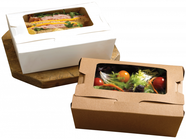eco-friendly take-out boxes | food containers | sustainable cups | kraft salad bowls | bamboo paper salad bowls